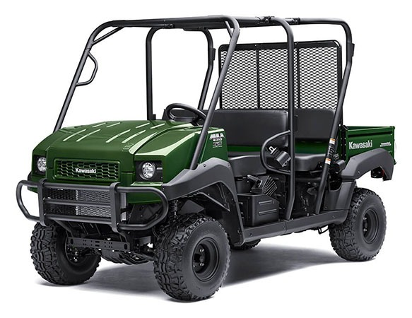 2020 Kawasaki Mule 4010 Trans4x4 in Oklahoma City, Oklahoma - Photo 3