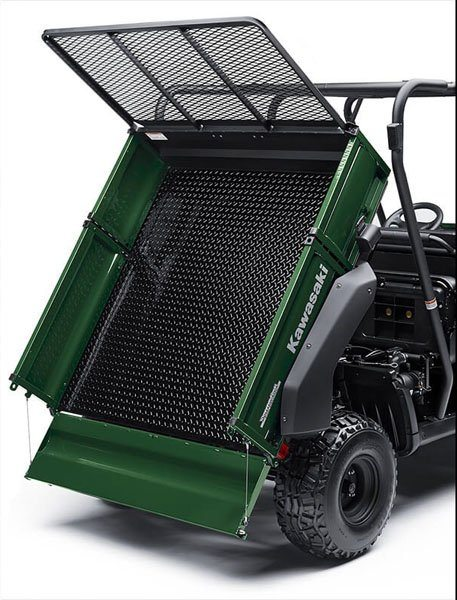 2020 Kawasaki Mule 4010 Trans4x4 in Joplin, Missouri - Photo 4