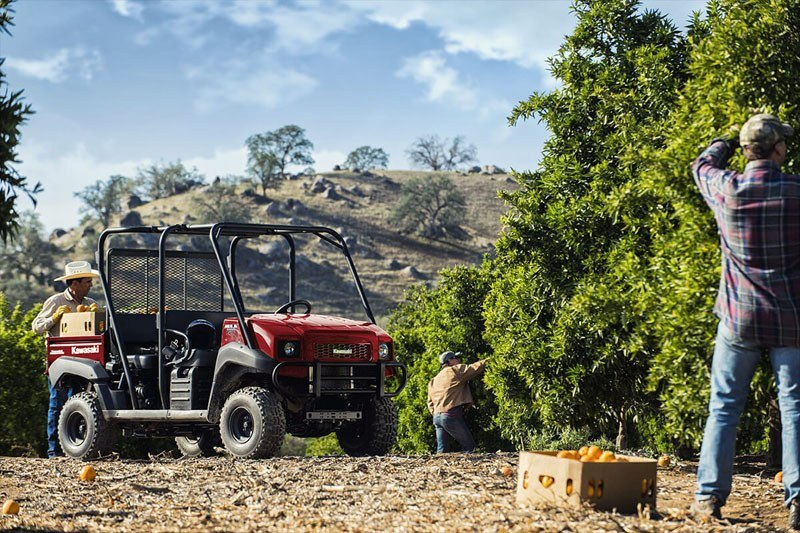2020 Kawasaki Mule 4010 Trans4x4 in Ukiah, California - Photo 7