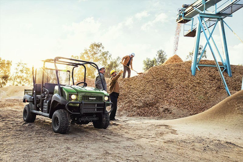 2020 Kawasaki Mule 4010 Trans4x4 in Oklahoma City, Oklahoma - Photo 8