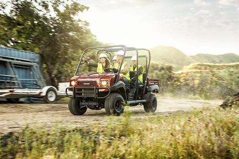 2020 Kawasaki Mule 4010 Trans4x4 in Oklahoma City, Oklahoma - Photo 9