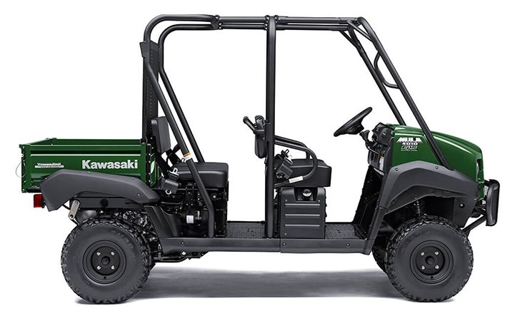 2020 Kawasaki Mule 4010 Trans4x4 in Goleta, California - Photo 1