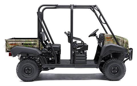 2020 Kawasaki Mule 4010 Trans4x4 Camo in Gaylord, Michigan