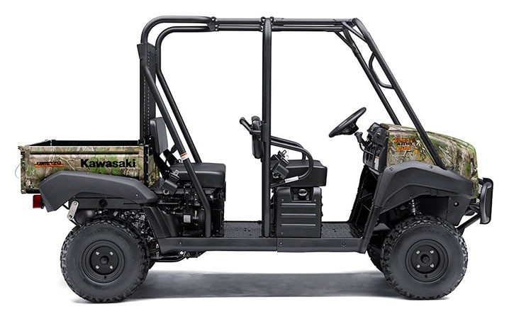2020 Kawasaki Mule 4010 Trans4x4 Camo in Port Angeles, Washington - Photo 1