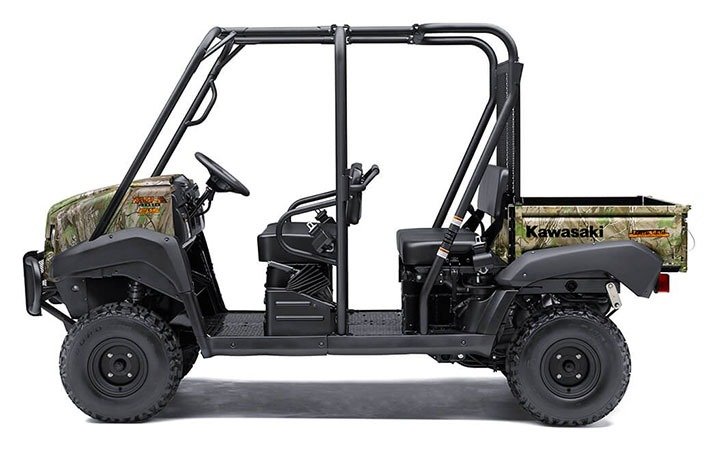 2020 Kawasaki Mule 4010 Trans4x4 Camo in Oklahoma City, Oklahoma - Photo 2