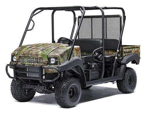 2020 Kawasaki Mule 4010 Trans4x4 Camo in San Francisco, California - Photo 3