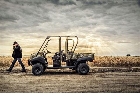 2020 Kawasaki Mule 4010 Trans4x4 Camo in San Francisco, California - Photo 5