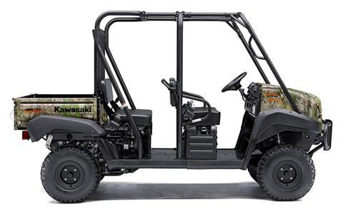2020 Kawasaki Mule 4010 Trans4x4 Camo in Fairview, Utah - Photo 1