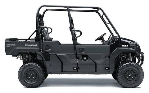 2020 Kawasaki Mule PRO-DXT Diesel in Iowa City, Iowa
