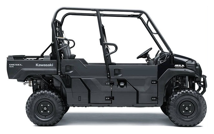 2020 Kawasaki Mule PRO-DXT Diesel in La Marque, Texas - Photo 1