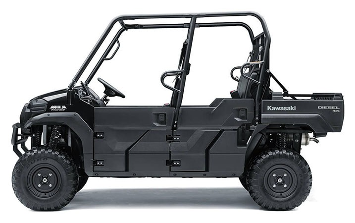 2020 Kawasaki Mule PRO-DXT Diesel in Sacramento, California - Photo 2