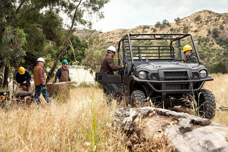 2020 Kawasaki Mule PRO-DXT Diesel in Bellevue, Washington - Photo 8