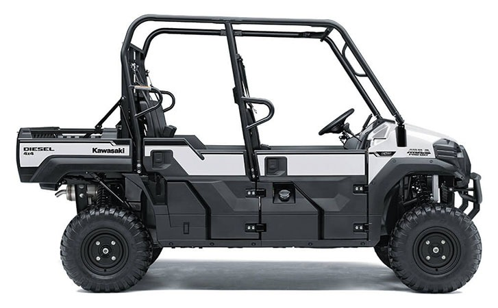 2020 Kawasaki Mule PRO-DXT EPS Diesel in Stillwater, Oklahoma - Photo 1