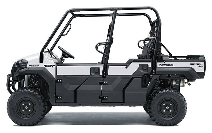 2020 Kawasaki Mule PRO-DXT EPS Diesel in Stillwater, Oklahoma - Photo 2