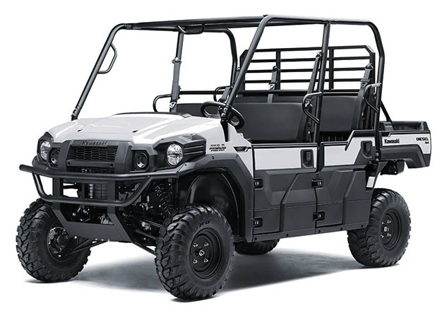 2020 Kawasaki Mule PRO-DXT EPS Diesel in Stillwater, Oklahoma - Photo 3