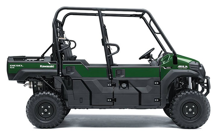 2020 Kawasaki Mule PRO-DXT EPS Diesel in Iowa City, Iowa - Photo 1