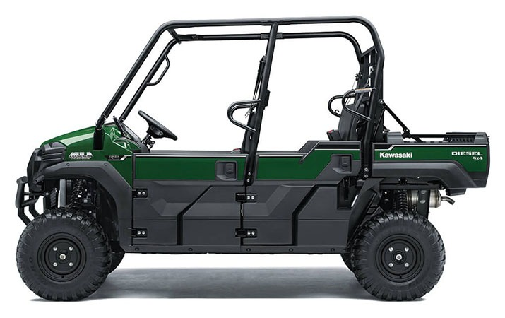 2020 Kawasaki Mule PRO-DXT EPS Diesel in Woodstock, Illinois - Photo 2