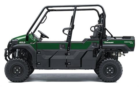 2020 Kawasaki Mule PRO-DXT EPS Diesel in Iowa City, Iowa - Photo 2