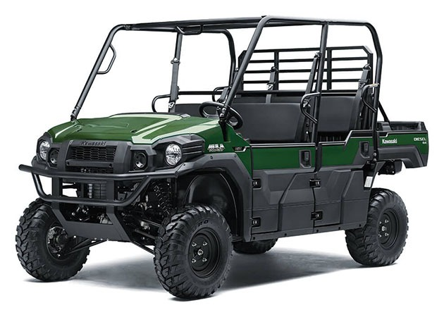 2020 Kawasaki Mule PRO-DXT EPS Diesel in Plymouth, Massachusetts - Photo 3