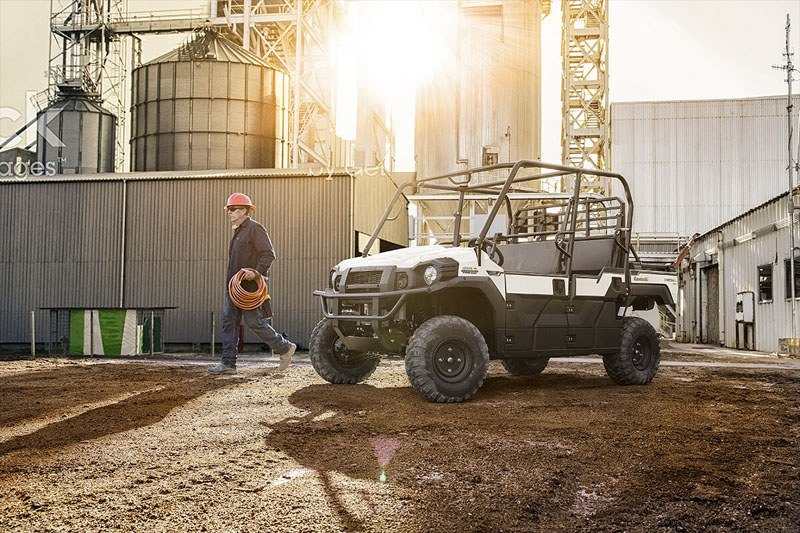 2020 Kawasaki Mule PRO-DXT EPS Diesel in Plymouth, Massachusetts - Photo 4