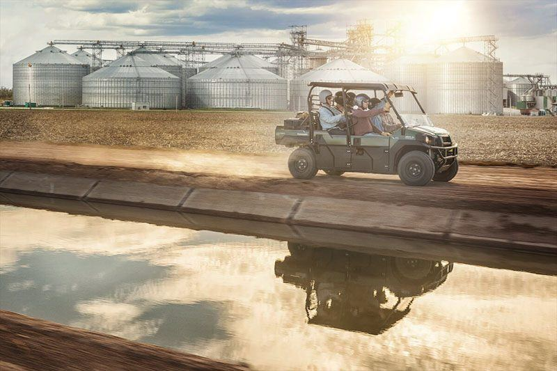 2020 Kawasaki Mule PRO-DXT EPS Diesel in Clearwater, Florida - Photo 6