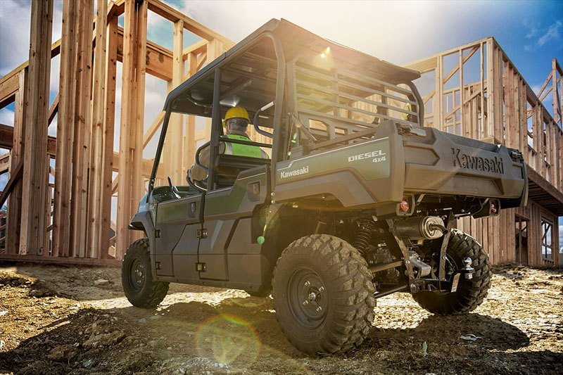 2020 Kawasaki Mule PRO-DXT EPS Diesel in Plymouth, Massachusetts - Photo 7