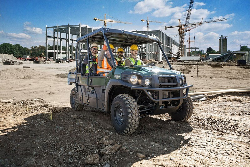 2020 Kawasaki Mule PRO-DXT EPS Diesel in Bastrop In Tax District 1, Louisiana - Photo 8