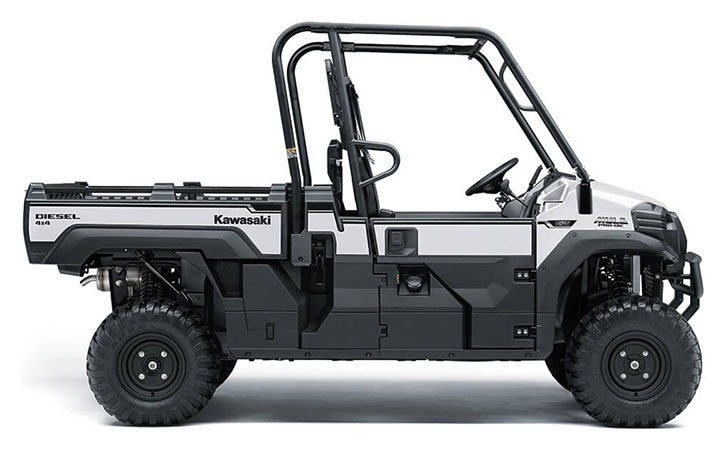 2020 Kawasaki Mule PRO-DX EPS Diesel in Redding, California - Photo 1