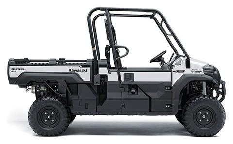 2020 Kawasaki Mule PRO-DX EPS Diesel in Hollister, California