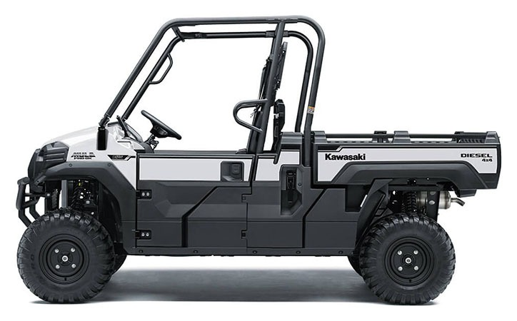 2020 Kawasaki Mule PRO-DX EPS Diesel in Sully, Iowa - Photo 2