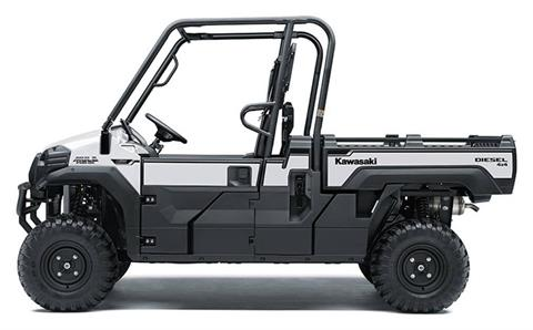2020 Kawasaki Mule PRO-DX EPS Diesel in Harrisburg, Illinois - Photo 2