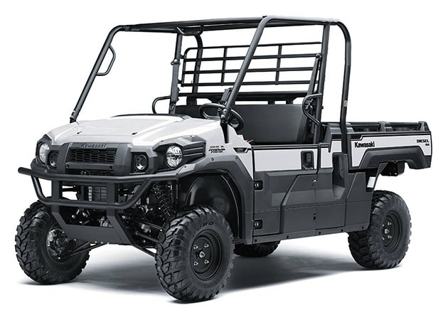 2020 Kawasaki Mule PRO-DX EPS Diesel in Butte, Montana - Photo 3
