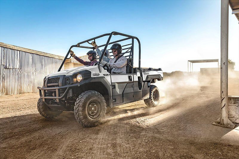 2020 Kawasaki Mule PRO-DX EPS Diesel in Plymouth, Massachusetts - Photo 5