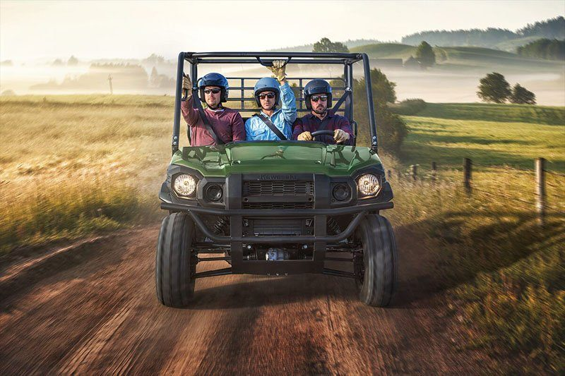 2020 Kawasaki Mule PRO-DX EPS Diesel in South Paris, Maine - Photo 7
