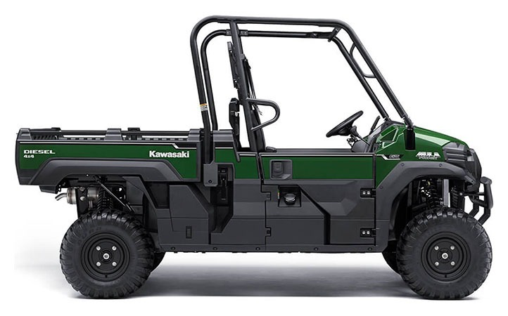 2020 Kawasaki Mule PRO-DX EPS Diesel in Herrin, Illinois - Photo 1