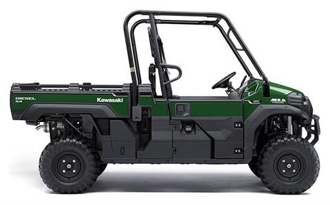 2020 Kawasaki Mule PRO-DX EPS Diesel in Woodstock, Illinois