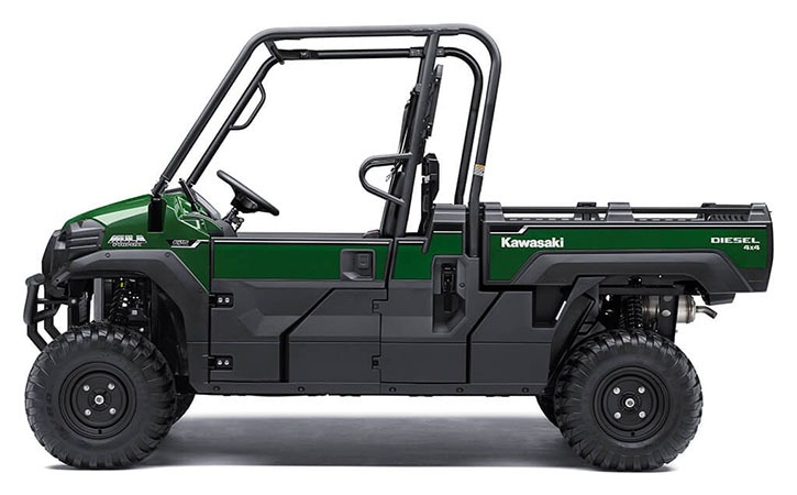 2020 Kawasaki Mule PRO-DX EPS Diesel in Brunswick, Georgia - Photo 2