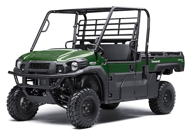 2020 Kawasaki Mule PRO-DX EPS Diesel in Port Angeles, Washington - Photo 3