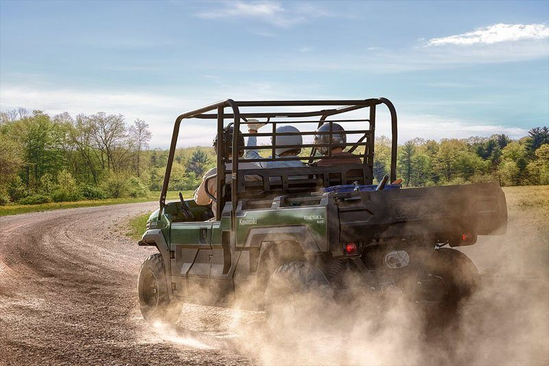 2020 Kawasaki Mule PRO-DX EPS Diesel in Dalton, Georgia - Photo 4