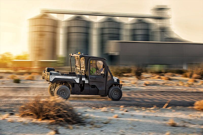 2020 Kawasaki Mule PRO-DX EPS Diesel in Port Angeles, Washington - Photo 8
