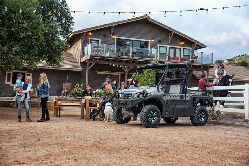 2020 Kawasaki Mule PRO-FXR in San Jose, California - Photo 4