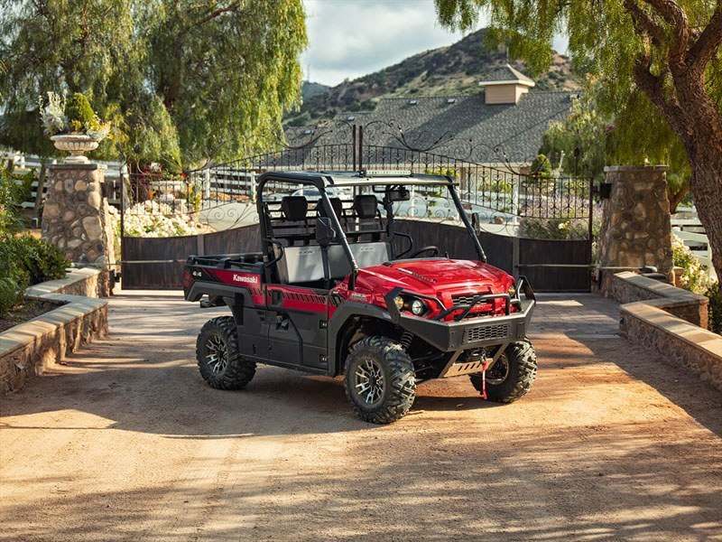 2020 Kawasaki Mule PRO-FXR in Northampton, Massachusetts - Photo 8