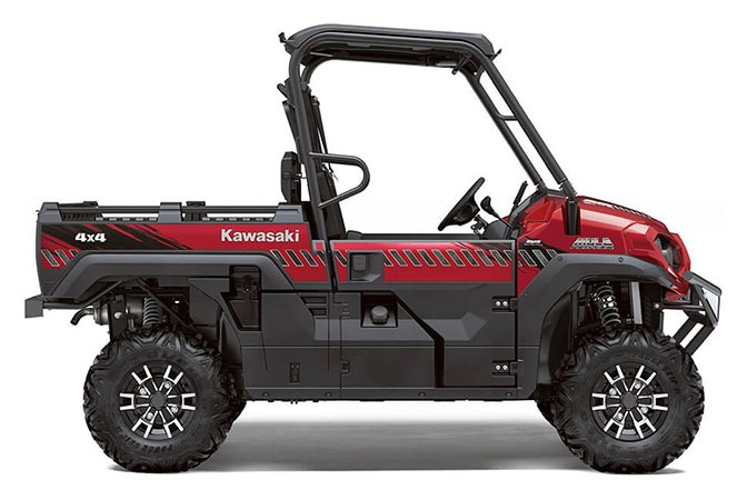 2020 Kawasaki Mule PRO-FXR in Westfield, Wisconsin - Photo 1