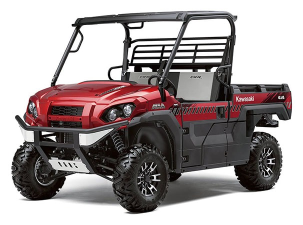 2020 Kawasaki Mule PRO-FXR in Woodstock, Illinois - Photo 3