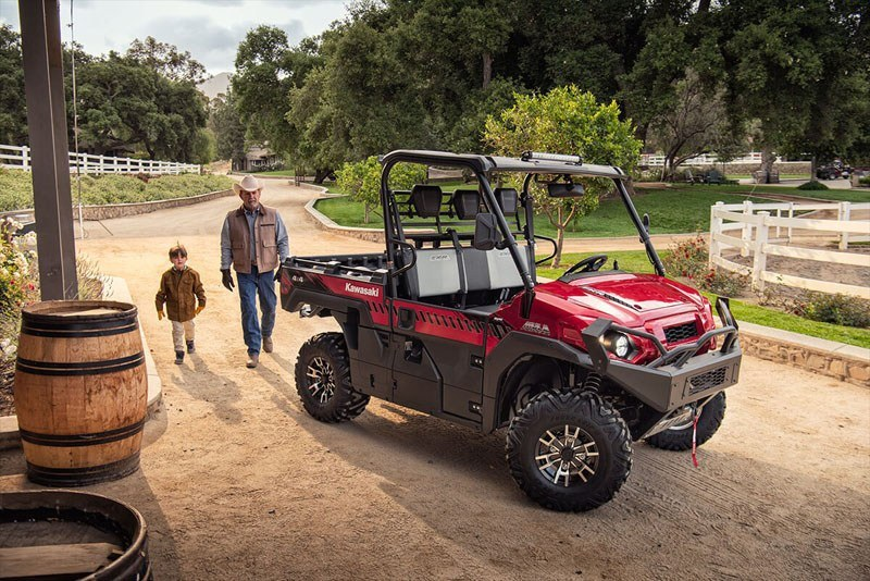 2020 Kawasaki Mule PRO-FXR in Lafayette, Louisiana - Photo 5
