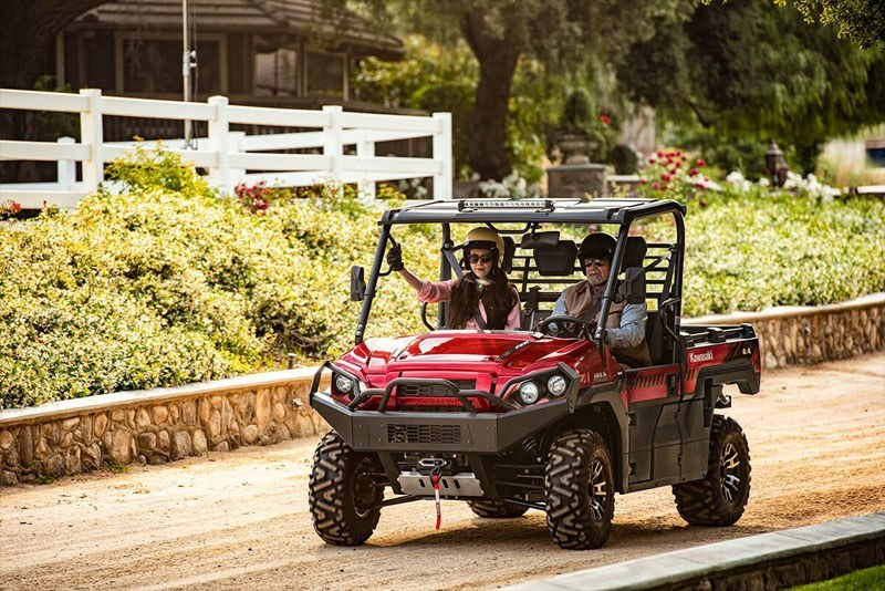 2020 Kawasaki Mule PRO-FXR in Plymouth, Massachusetts - Photo 6