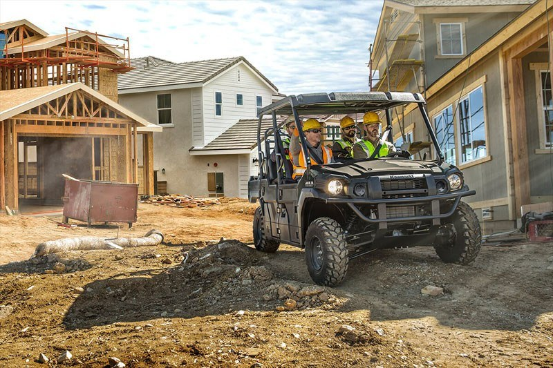 2020 Kawasaki Mule PRO-FXT in Everett, Pennsylvania - Photo 4