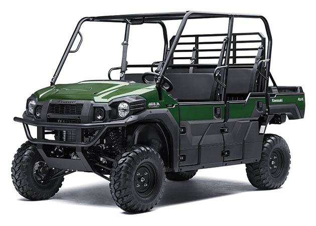 2020 Kawasaki Mule PRO-FXT EPS in Smock, Pennsylvania - Photo 3