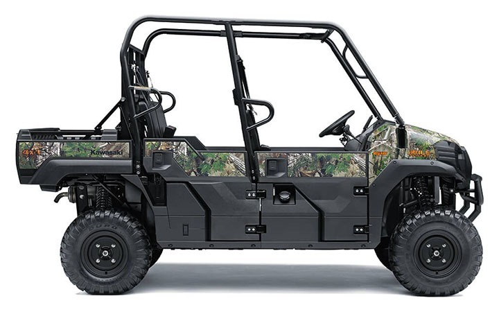 2020 Kawasaki Mule PRO-FXT EPS Camo in Eureka, California - Photo 1