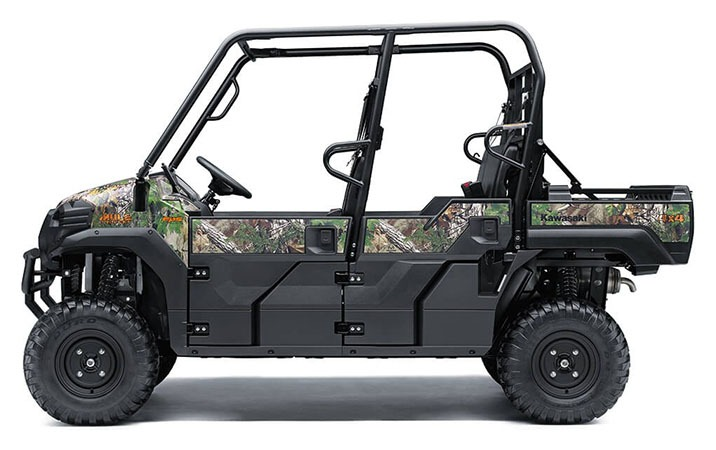 2020 Kawasaki Mule PRO-FXT EPS Camo in O Fallon, Illinois - Photo 2